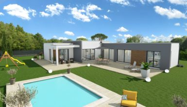 maison design contemporaine
