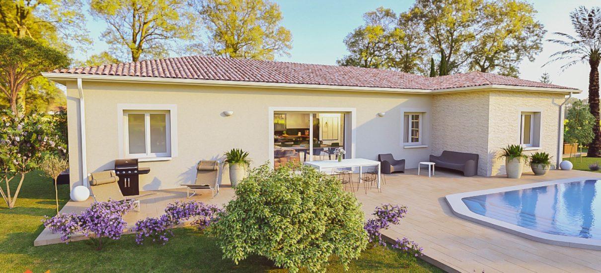 villa traditionnelle