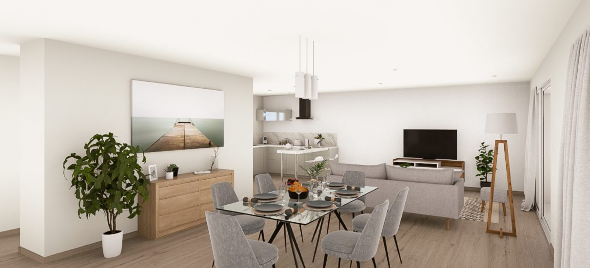 décoration séjour moderne